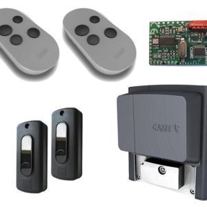 Фото 10 - Автоматика для откатных ворот комплекты COMBO «CLASSICO» BX704.