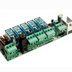 Фото 9 - 002LBD2 Плата для подключения двух батарей аварийного питания 12 В – 1,2 Ач для BX-246..