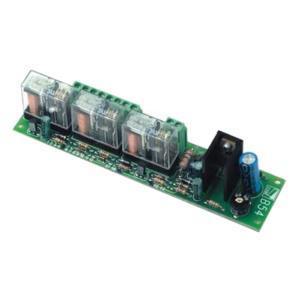 Фото 11 - 001 V0670 Плата для подключения 2 аккумуляторных батарей аварийного питания 12 В – 1,2 Ач..